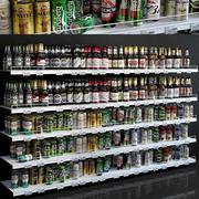 Escaparate 012 alcohol modelo 3d