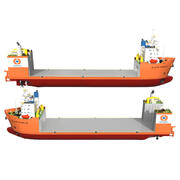 Nośnik ciężkich ładunków Black Marlin 3d model