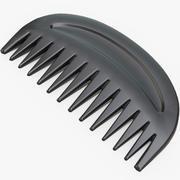 Küçük Saç Tarağı 3d model