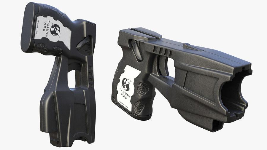 NYPD-polisens päls riggade royalty-free 3d model - Preview no. 21