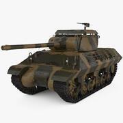M36 Jackson 3d model