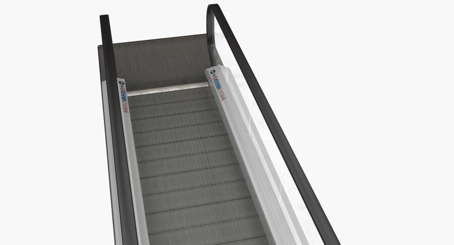 Coleção 6 de equipamentos para interiores de aeroportos royalty-free 3d model - Preview no. 53