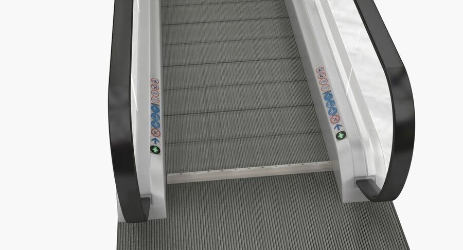 Coleção 6 de equipamentos para interiores de aeroportos royalty-free 3d model - Preview no. 52