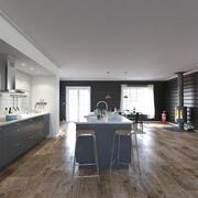 Keuken # 5 3d model