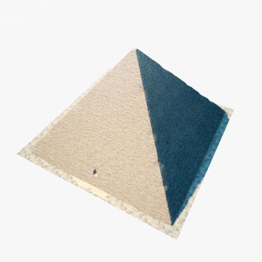 Pyramid av Cheops royalty-free 3d model - Preview no. 18