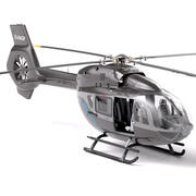 AIRBUS H145 Business - Civil Helicopter (Full interior) 3d model