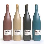 Tequila Bozal 3d model