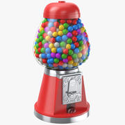 Gumballs-automaat 3d model