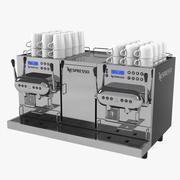 Nespresso Aguila 420 Kaffebryggare 3d model