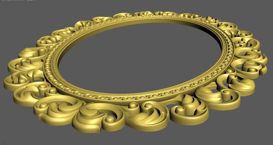 Frame 111 royalty-free 3d model - Preview no. 5