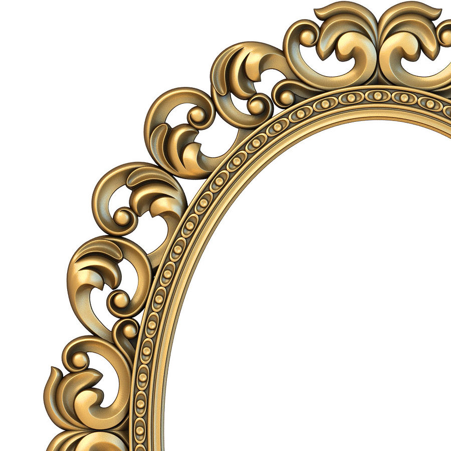 Frame 111 royalty-free 3d model - Preview no. 3