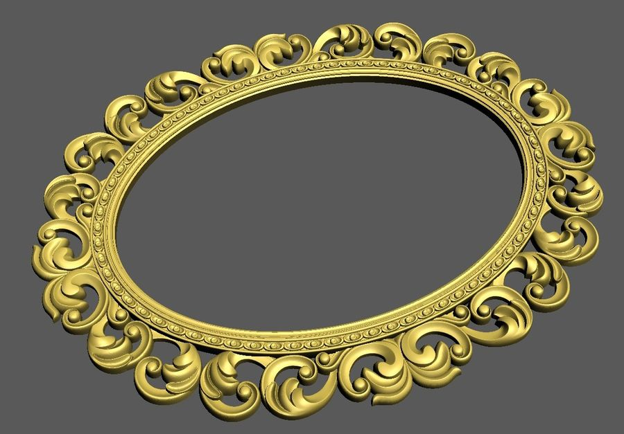 Frame 111 royalty-free 3d model - Preview no. 4