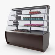 Bageri display 3d model
