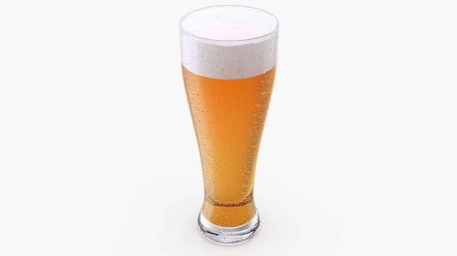Vaso de cerveza royalty-free modelo 3d - Preview no. 4