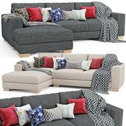 Sofa Sorvallen 3d model