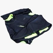 Clothes 79 Jacket 3d model