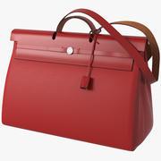 Hermes Herbag Zip Retourne Cabine Bag 3d model