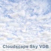 Clouds Sky 05 VDB 3d model