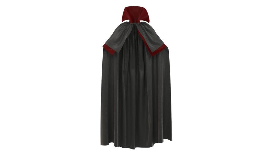 Cape de vampire royalty-free 3d model - Preview no. 1