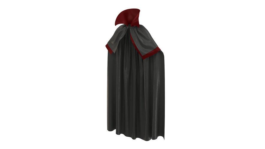 Cape de vampire royalty-free 3d model - Preview no. 2