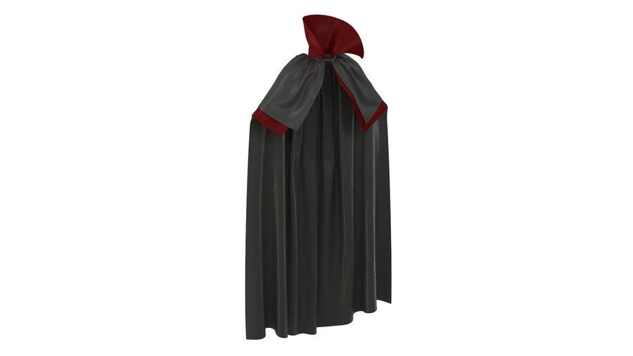 Cape de vampire royalty-free 3d model - Preview no. 3