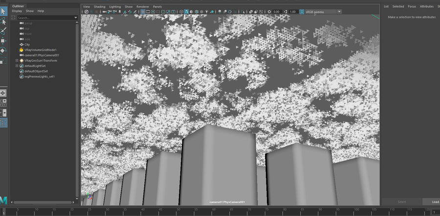 3D Clouds Sky - 6 PACK royalty-free 3d model - Preview no. 36