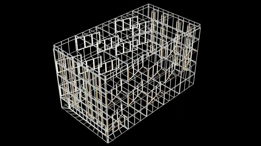 대표성 건축 건물-외관 royalty-free 3d model - Preview no. 20