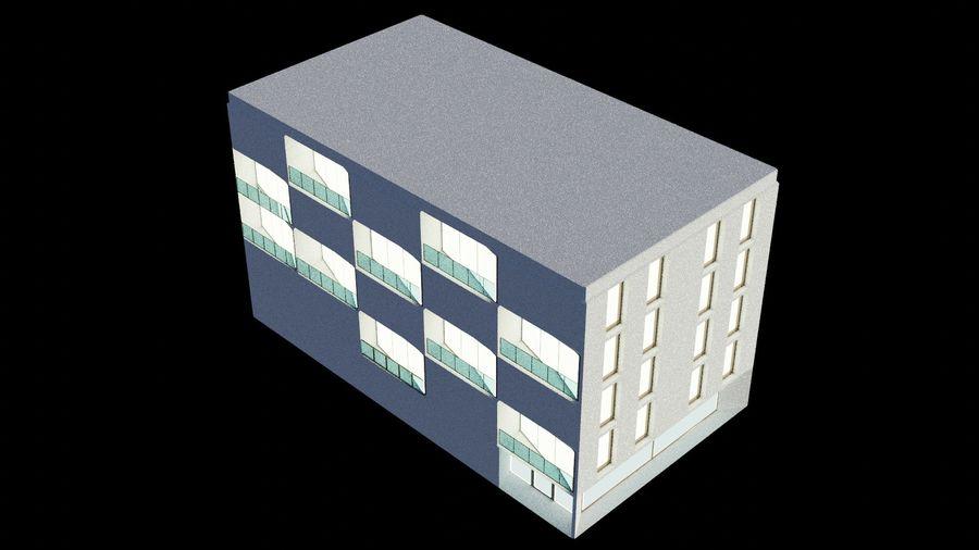 대표성 건축 건물-외관 royalty-free 3d model - Preview no. 1