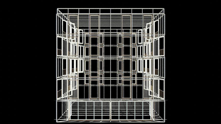 대표성 건축 건물-외관 royalty-free 3d model - Preview no. 16