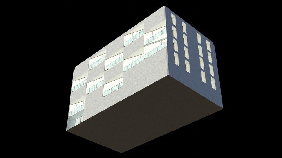 대표성 건축 건물-외관 royalty-free 3d model - Preview no. 11