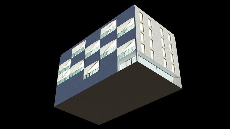 대표성 건축 건물-외관 royalty-free 3d model - Preview no. 2