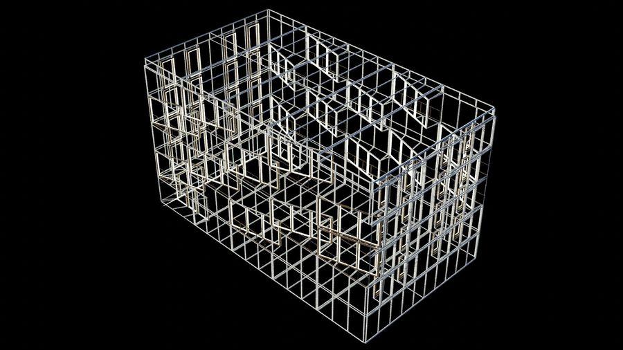 대표성 건축 건물-외관 royalty-free 3d model - Preview no. 19
