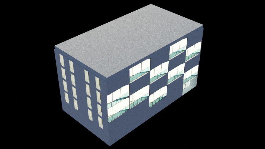 대표성 건축 건물-외관 royalty-free 3d model - Preview no. 7