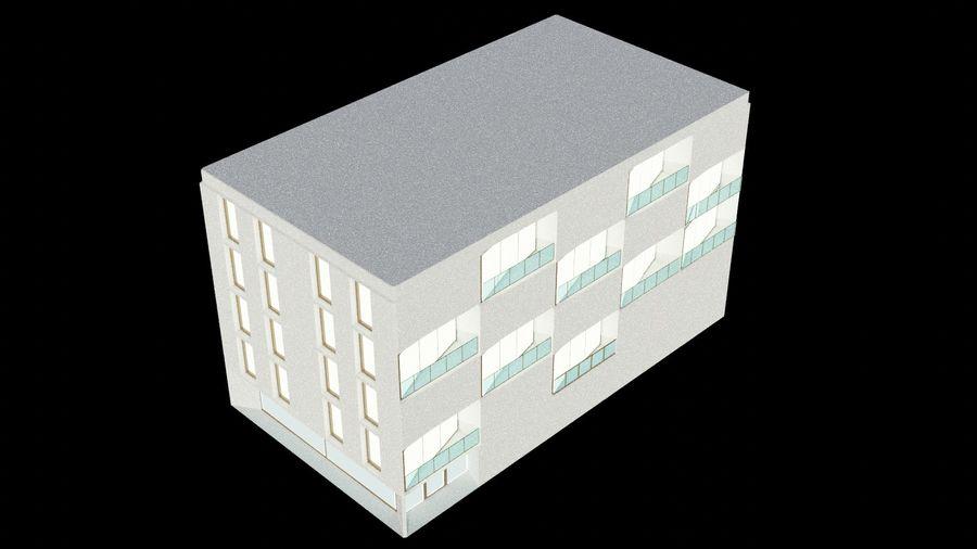 대표성 건축 건물-외관 royalty-free 3d model - Preview no. 9