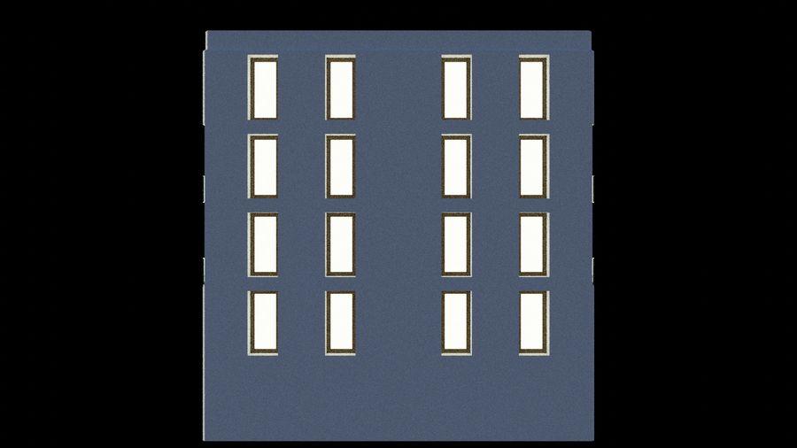 대표성 건축 건물-외관 royalty-free 3d model - Preview no. 5