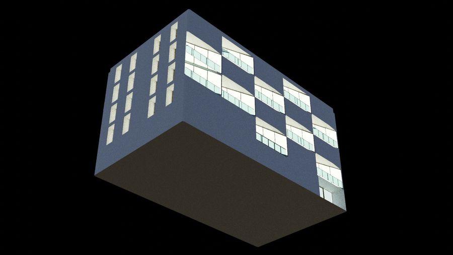 대표성 건축 건물-외관 royalty-free 3d model - Preview no. 10