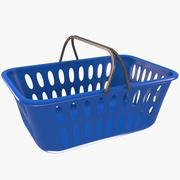 Koszyk na zakupy 3d model