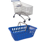 Shopping Cartts Collection 3d model