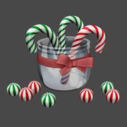 Christmas Decoration 3d model