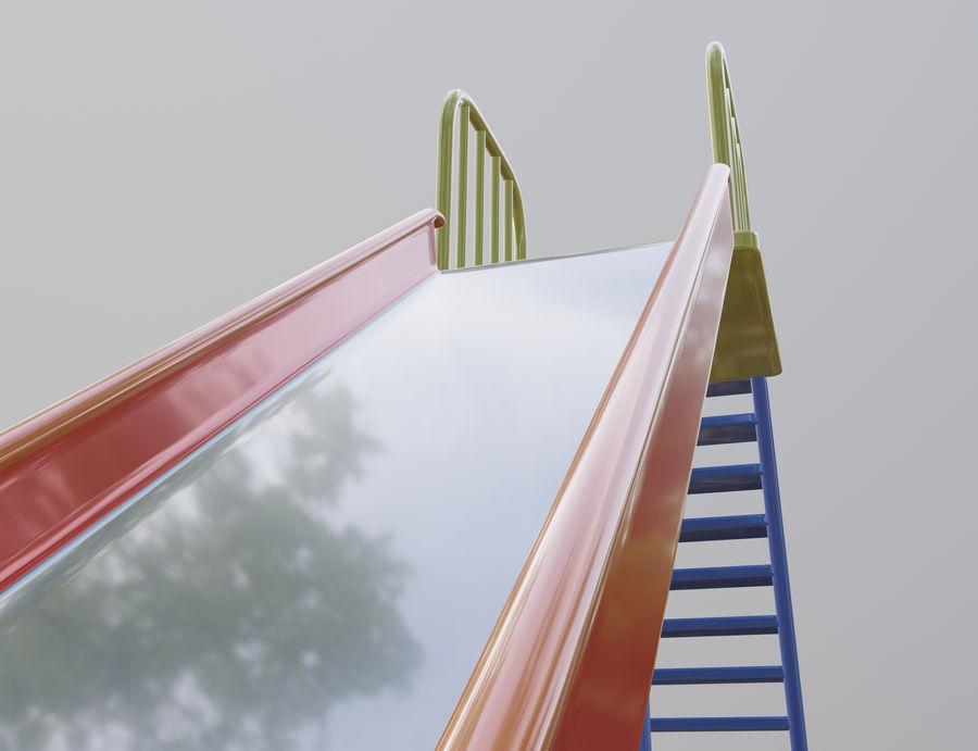 Parkera bilden royalty-free 3d model - Preview no. 12