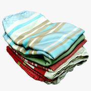 Clothes 84 Dish Towels 3d model