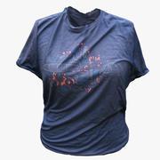 Clothes 87 T-Shirt 3d model