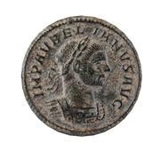 古代ローマのコイン 3d model