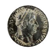 古罗马硬币 3d model