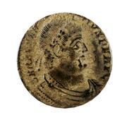 Pièce de monnaie romaine antique 3d model