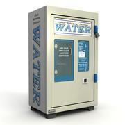 Automat z wodą 3d model