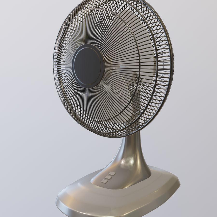 송풍기 royalty-free 3d model - Preview no. 1