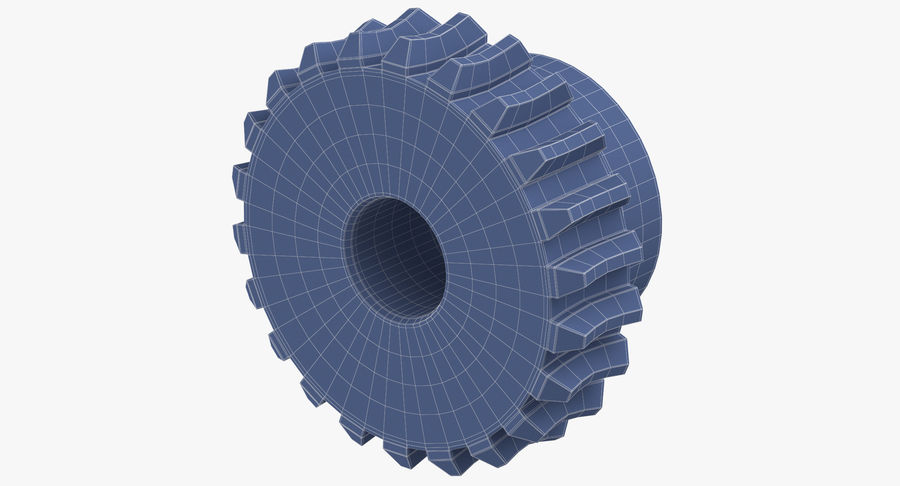 Worm Gears Collection royalty-free 3d model - Preview no. 32
