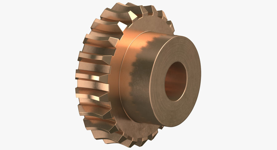 Worm Gears Collection royalty-free 3d model - Preview no. 15