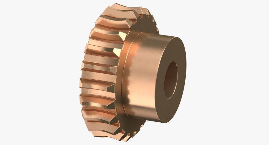 Worm Gears Collection royalty-free 3d model - Preview no. 13